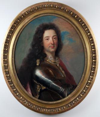 Une nouvelle version en buste du portrait du duc d'Albret