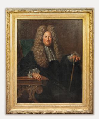 Un portrait dans le sillage de deux magistrats peints par Hyacinthe Rigaud