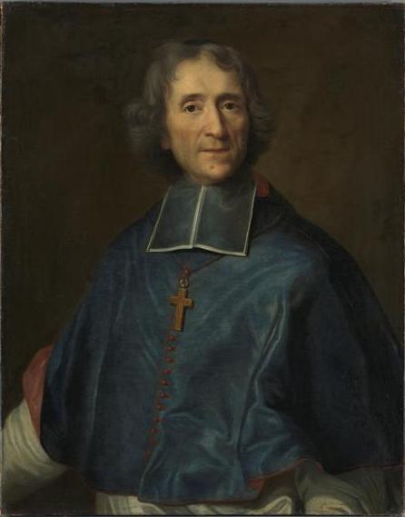 Joseph Vivien,Portrait de François de Salignac de La Mothe-Fénelon dit Fénelon, 1713, Munich, Bayerische Staatsgemäldesammlungen, Alte Pinakothek, inv. 972