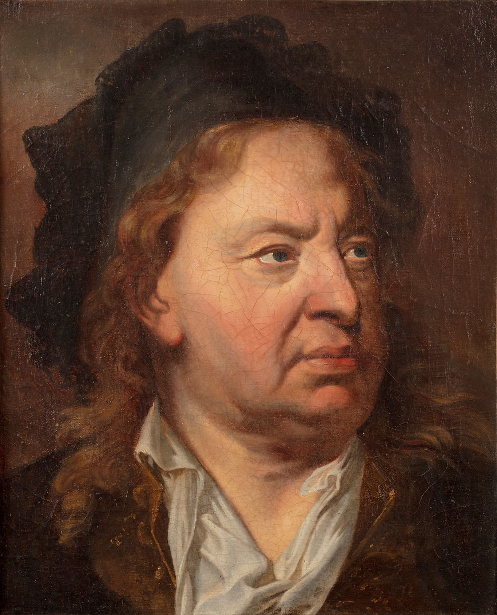 Anonyme d'aprèsHyacinthe Rigaud, Portrait d'Everhard Jabach, collection particulière