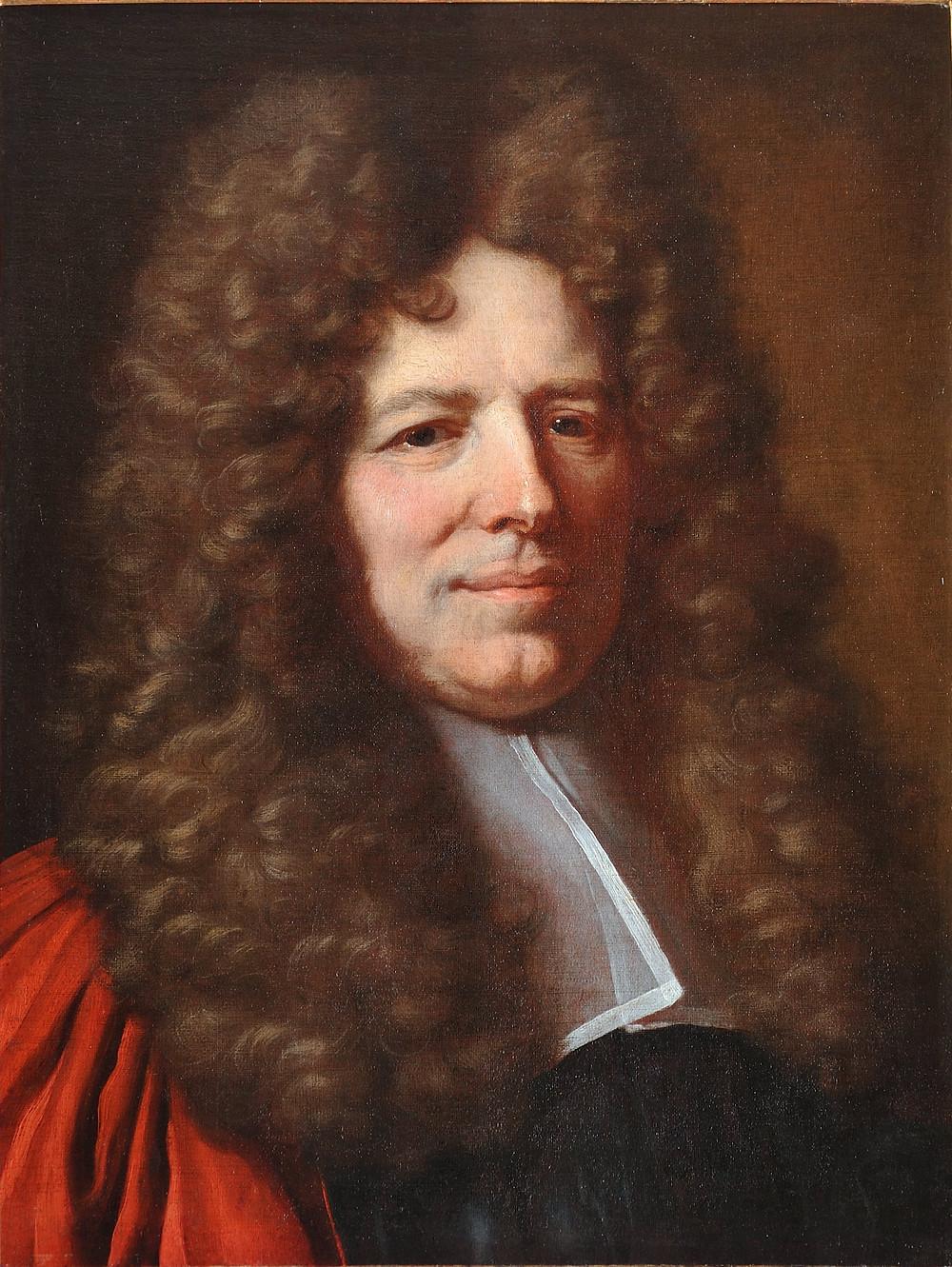 Hyacinthe Rigaud, Portrait de magistrat inconnu, vers 1690-1695, collection particulière