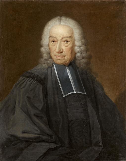 Joachim Rupalley, Portrait de François Genas, sieur Duhomme, maire de Bayeux, 1765, Bayeux, musée d'Art et d'Histoire Baron Gérard, inv. P0469
