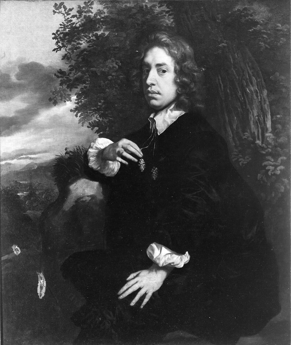 Peter Lely, Portrait d'Everhard Jabach, vers 1650-1660 ?, Cologne, Wallraf-Richartz Museum et Fondation Corboud, inv. WRM 1042
