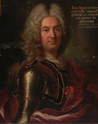 Hyacinthe Rigaud et sa clientèle roussillonnaise : le portrait de Don Bonaventura d'Ortaffa y de Vil