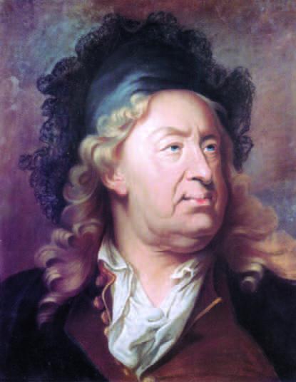 Anonyme d'après Hyacinthe Rigaud, Portrait d'Everhard Jabach, collection particulière