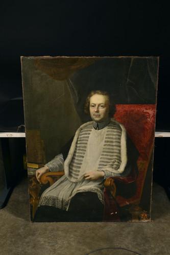 Dans le sillage de Hyacinthe Rigaud : le portrait  de Benoît de Ruddere par Monmorency