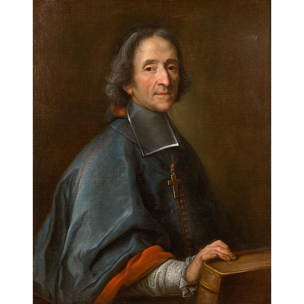 Bailleul ?, Portrait de François de Salignac de La Mothe-Fénelon dit Fénelon, après 1718 (?), collection particulière