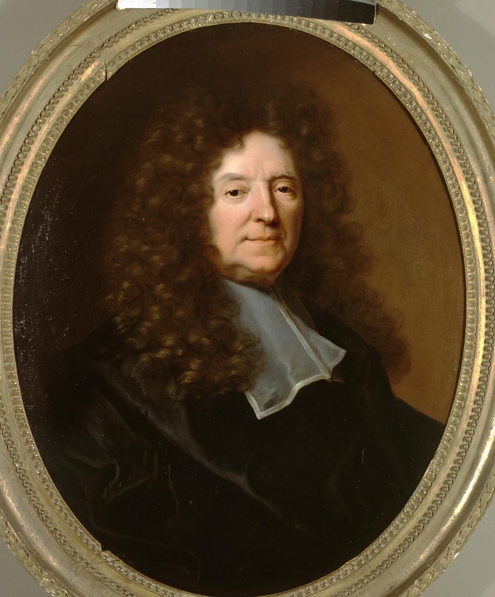 Hyacinthe Rigaud, Portrait de Charles de Parvillez, 1692, Nîmes, musée des Beaux-Arts, inv. IP 156