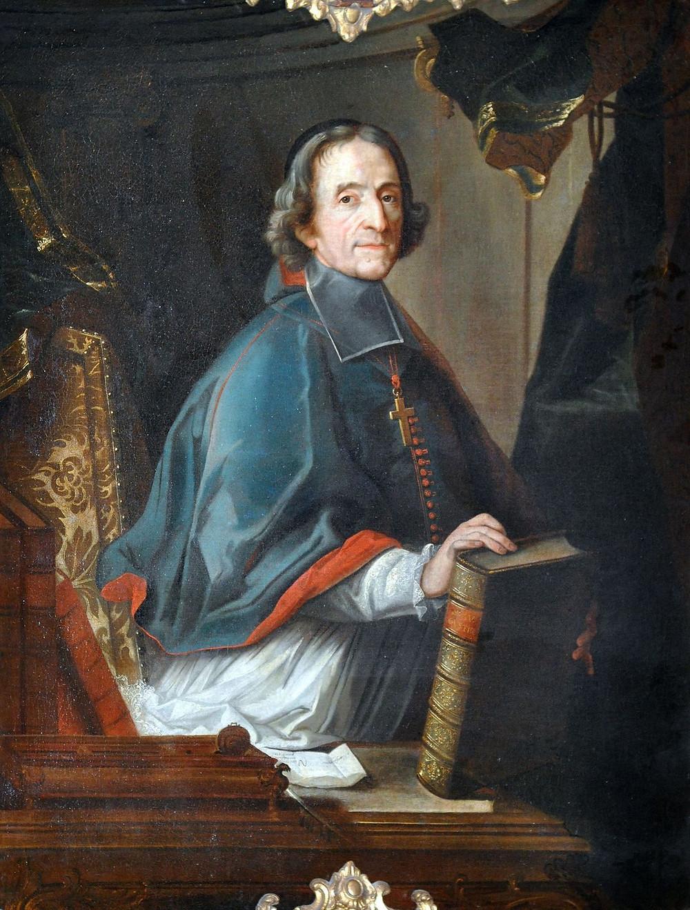 Antoine Taisne, Portrait de François de Salignac de La Mothe-Fénelon dit Fénelon, 1733, Cambrai, musée des Beaux-Arts, inv. P.22