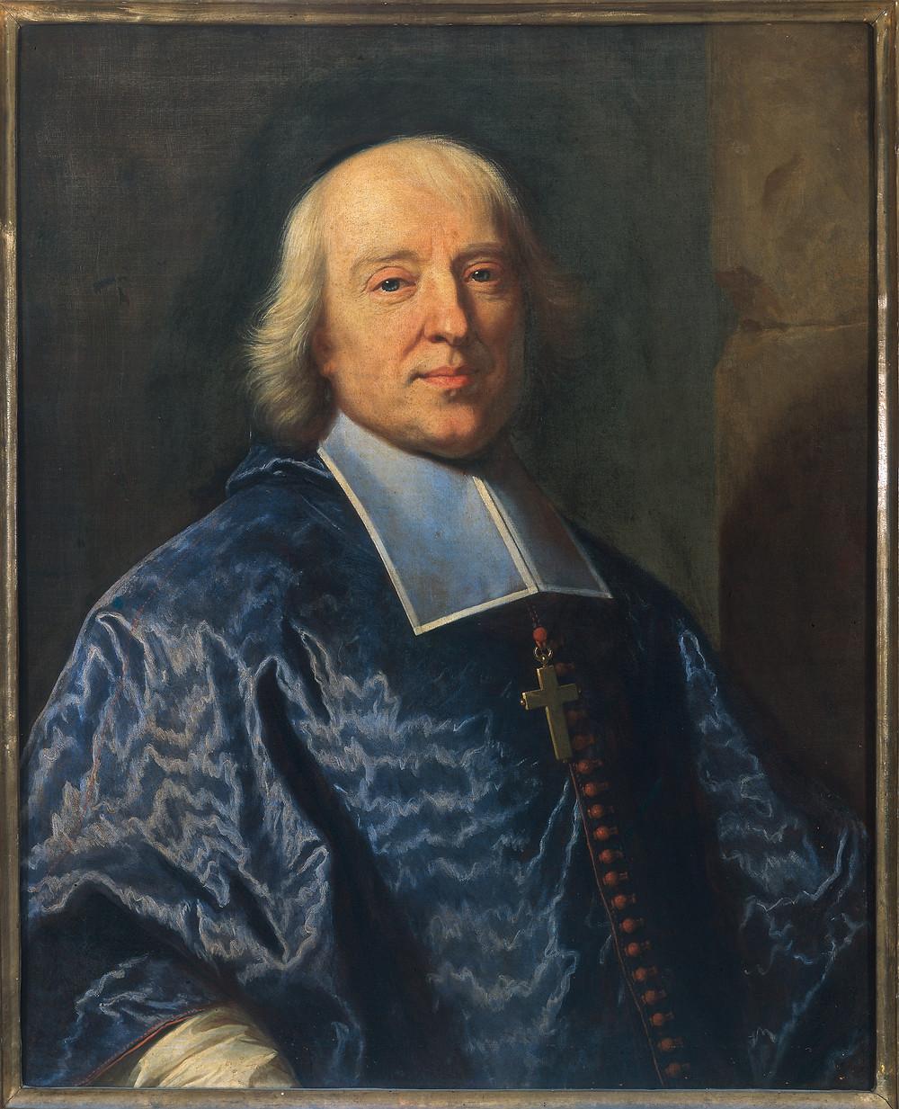 Hyacinthe Rigaud, Portrait de Jacques Bénigne Bossuet, évêque de Meaux, 1698, Florence, musée des Offices, inv. 1890 n° 995