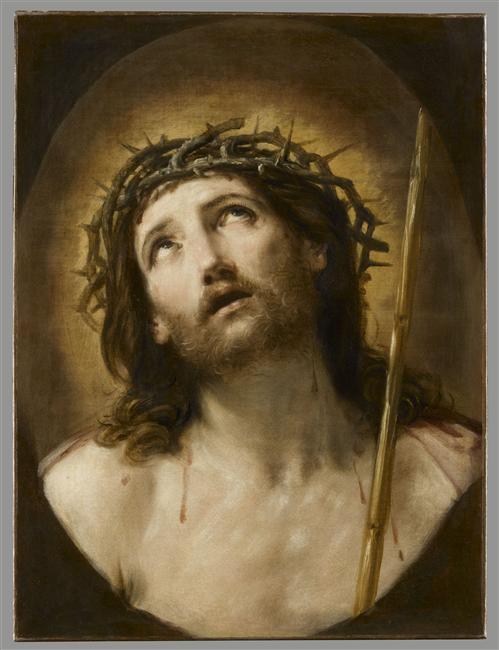 Guido Reni, Ecce Homo, vers 1640, Paris, musée du Louvre, inv. 528