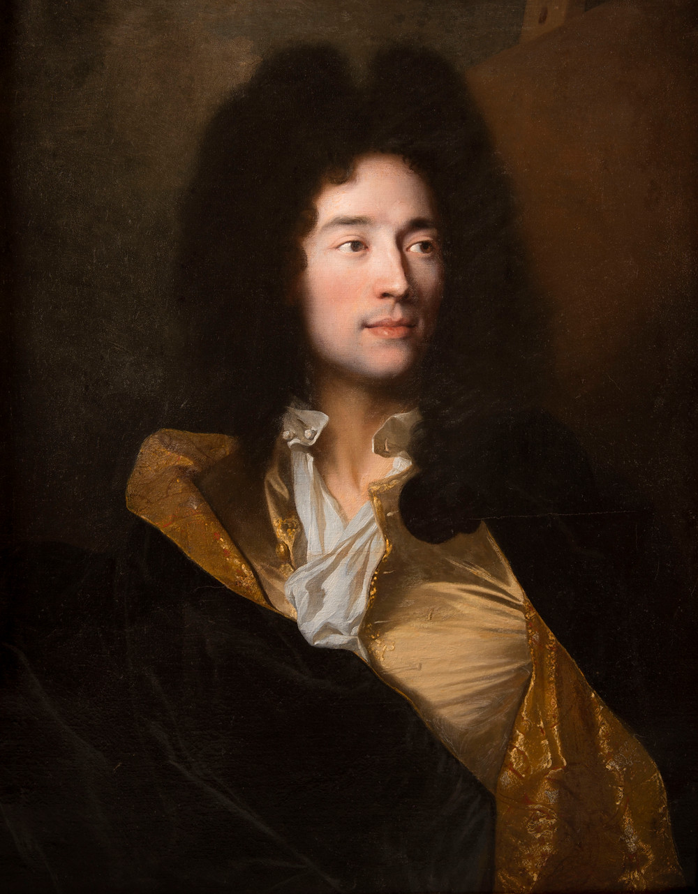 Hyacinthe Rigaud, Portrait de Gaspard Rigaud, 1691, Perpignan, musée Rigaud, inv. 2017.1.1