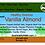 Thumbnail: Vanilla Almond