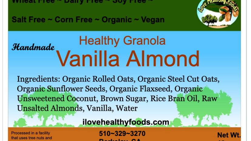 Vanilla Almond