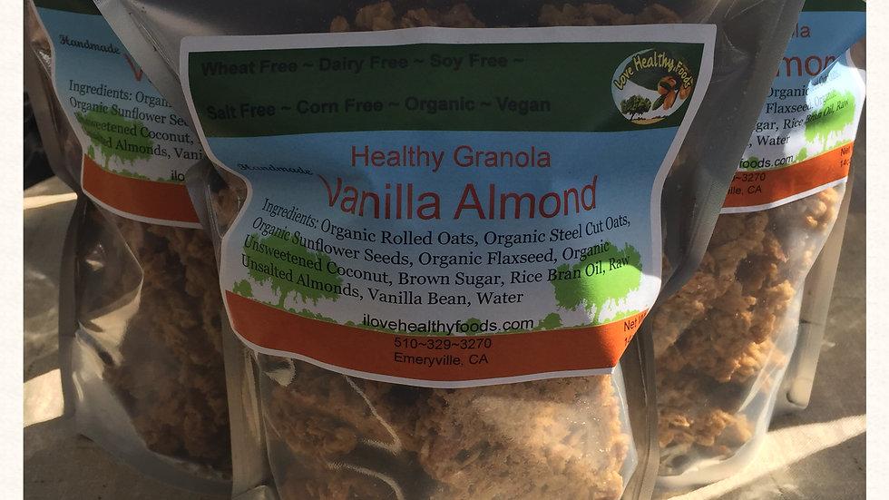 Vanilla Almond Granola
