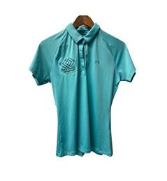 Womens UA Blue Polo