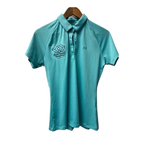 Ladies UA Blue Polo