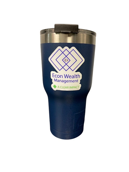 Blue Tumbler Mug
