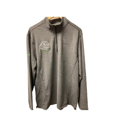 Mens Grey Orvis Pullover