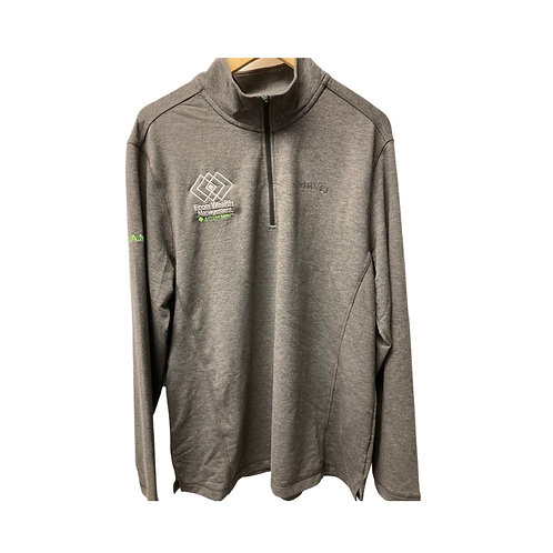 Orvis Grey Pullover