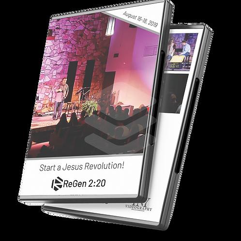 2019 ReGen 2:20 DVD