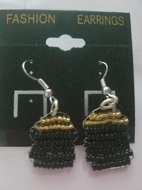 pot of gold earrings