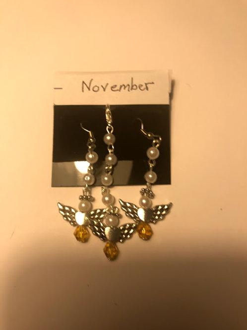 clip out November