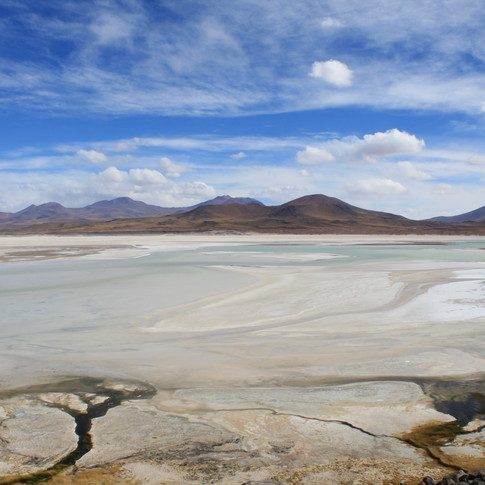 Lagunas Altiplánicas e Piedras Rojas