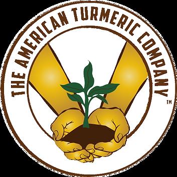 THe American Turmeric Company Logo - Gre