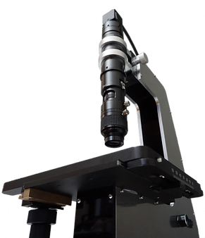 high-speed microfluidic microscope