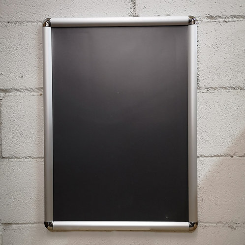PLR25 - Snap frame wall mounted