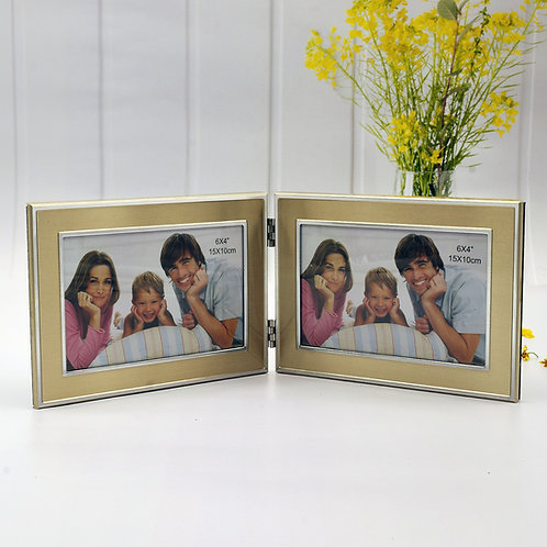Y2B39CHSK-4RDH. Metal frame with Gold finish