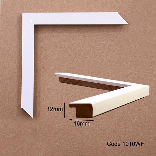white wooden frame GM brand