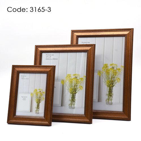 3165-3 Wooden Frame