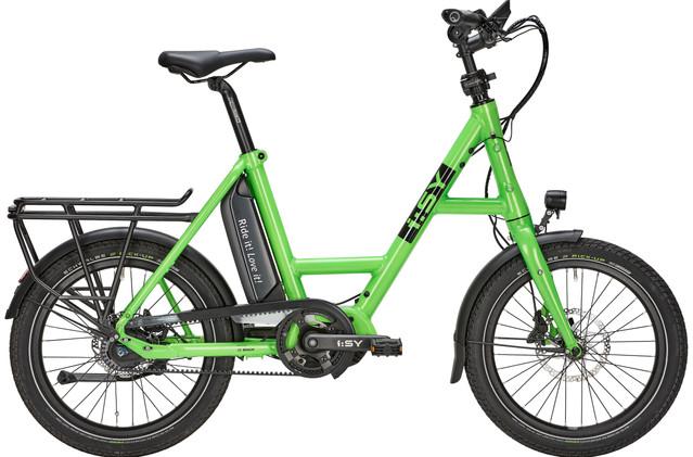 iSY E5 ZR F Di2 froggy green