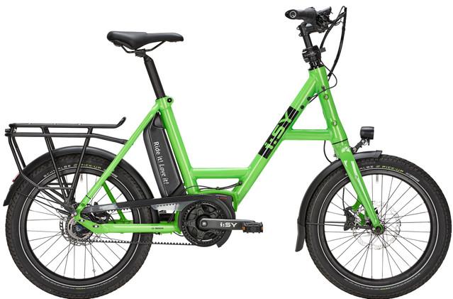 iSY E5 ZR RT froggy green