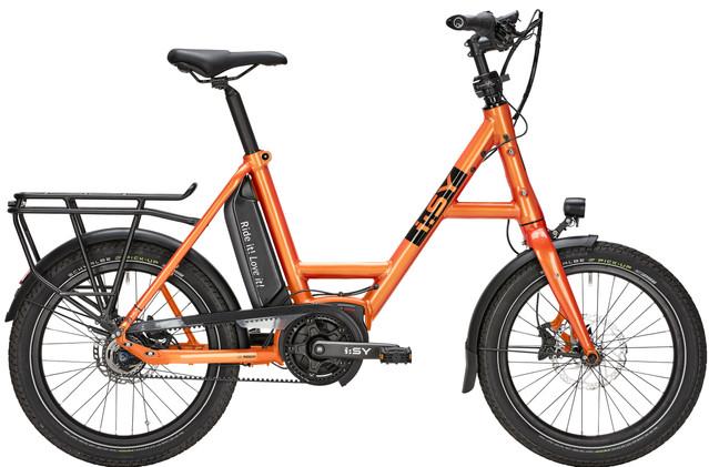 iSY E5 ZR RT happy orange