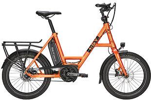 iSY eBike iSY E5 ZR happy orange TWENTY iNCH FACTORY