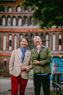 Paddy und Thorsten