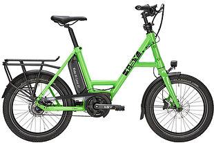 iSY E5 ZR froggy green TWENTY iNCH FACTORY