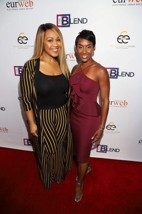 Erica Campbell & Dawn Strozier resident Fitness expert.