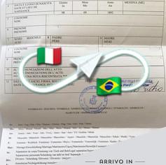 Estratto di Nascita | Comune di Messina - Prov-Messina
