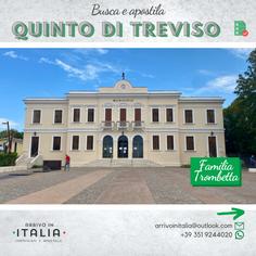 Certificato di Battesimo | Quinto di Treviso
