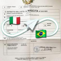 Estratto di Nascita | Comune di Saluzzo - Prov.Cuneo