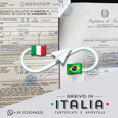 Estratto di Nascita | Comune di Tribano - Prov.Padova
