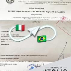 Estratto di Nascia   Comune di Corinaldo - Prov.Ancona