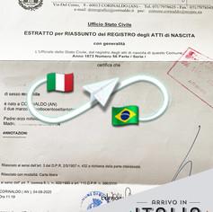 Estratto di Nascia | Comune di Corinaldo - Prov.Ancona