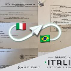 Estratto di Nascita | Comune di Romano di Lombardia - Prov.Bergamo