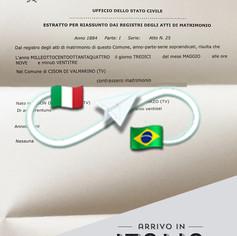 Certificato di Matrimomio | Comune di Cison di Valmarino - Prov.Treviso