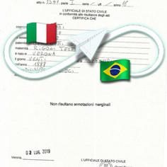 Estratto di Nascita | Comune di Verona - Prov.Verona